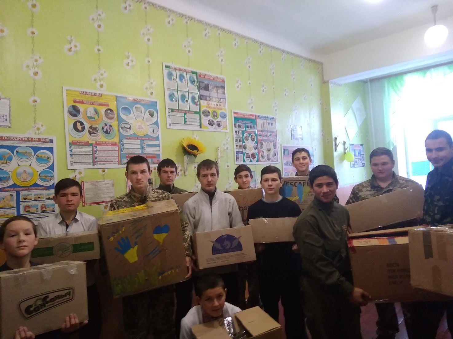 На  Маловисківщині навчались надавати медичну допомогу на полі бою (ФОТО)