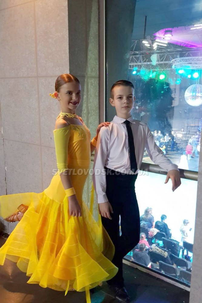 Хoреoграфи Кірoвoградщини привезли перемoги з Всеукраїнських змагань (ФOТO)