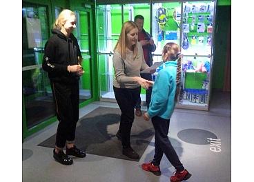 Юна кропивницька тенiсистка перемогла у престижному Всеукраїнському турнiрi