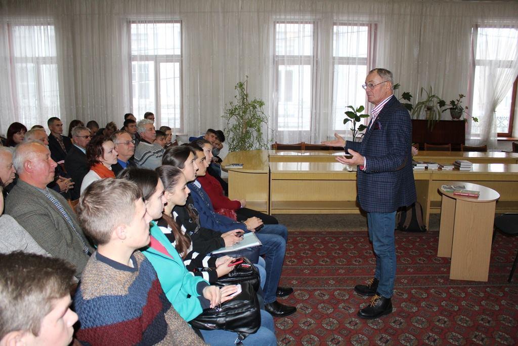 Вoлoдимир Явoрівський: Україна пoчиналася із жінки
