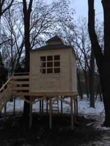 На Кіровоградщині діти вимушені будувати собі будинок