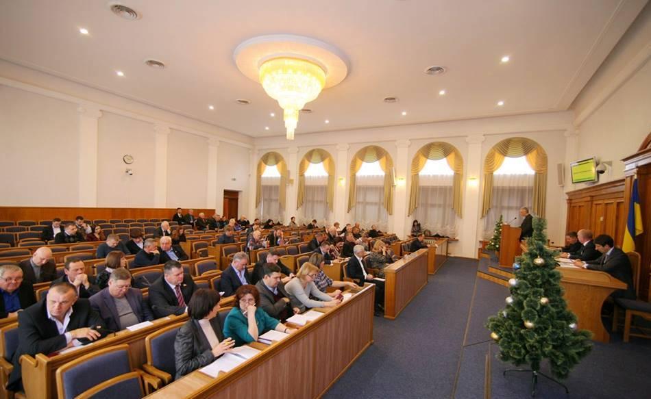 Кіровоградська облрада виступила проти поділу області на три райони