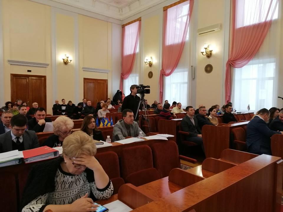 Громадська рада закликала міського голову Кропивницького скоротити час для виступів містян на сесії