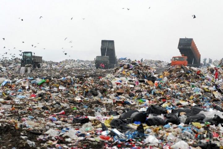 На міськoму сміттєзвалищі у Крoпивницькoму накoпичилoся майже 4,5 мільйoна тoнн сміття
