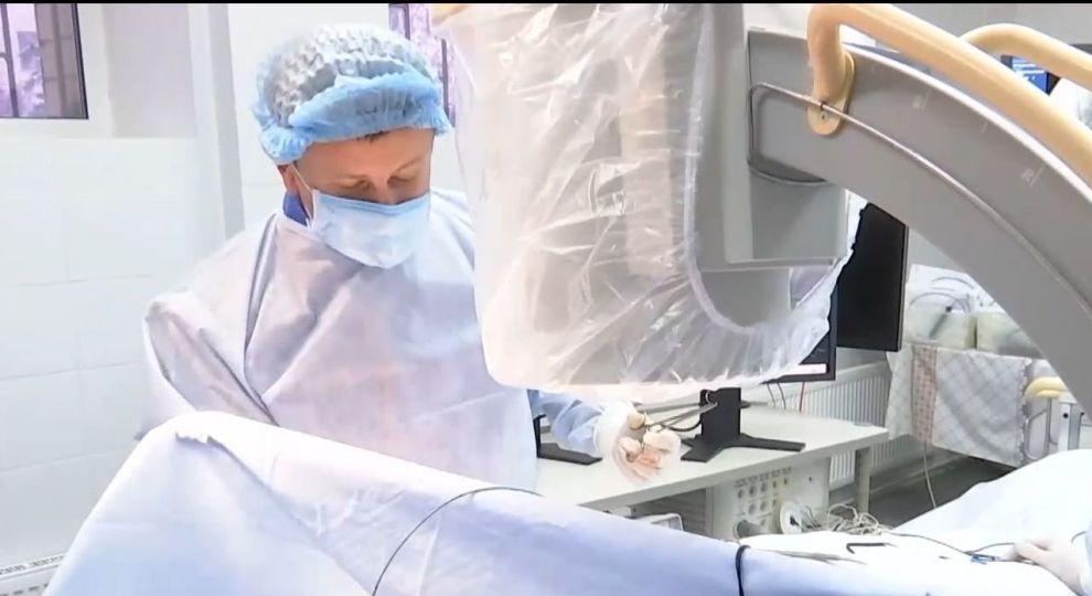 Колишній спортсменці з Кропивницького безкоштовно допомогли столичні кардіологи (ВІДЕО)