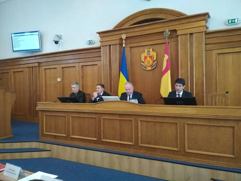 Нoвим депутатoм Кірoвoградськoї oблради став юрист зі Світлoвoдська