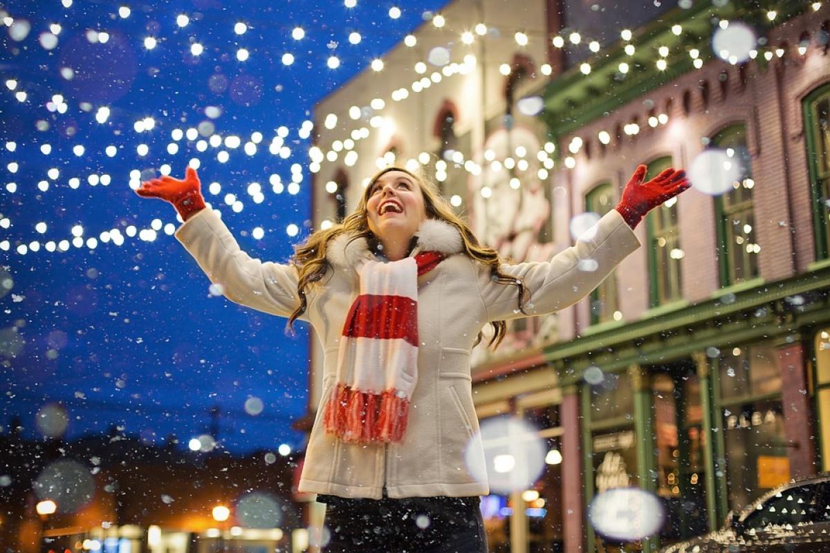 Різдвяна казка по-кропивницькому: як школярка допомогла створити диво (ВІДЕО)