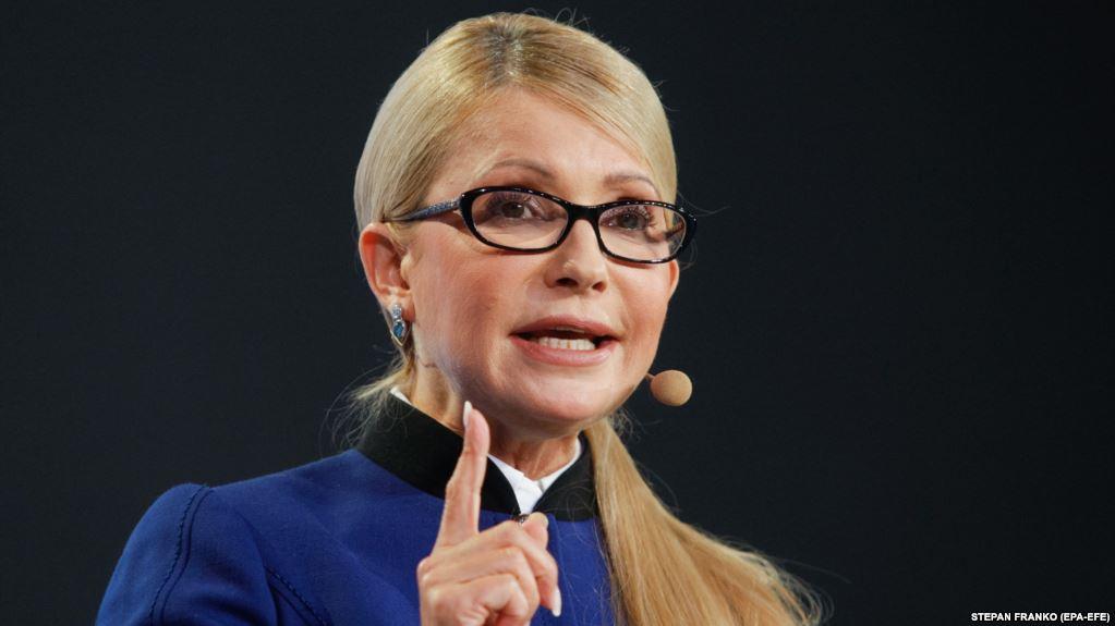 Юлія Тимошенко: В Україні страждають не корупціонери, а борці з ними