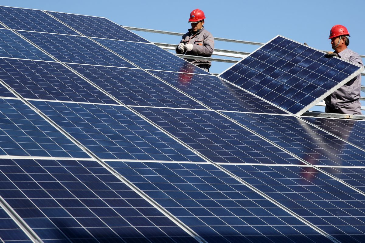 Кіровоградщина входить до ТОП 5 областей з використання сонячних станцій