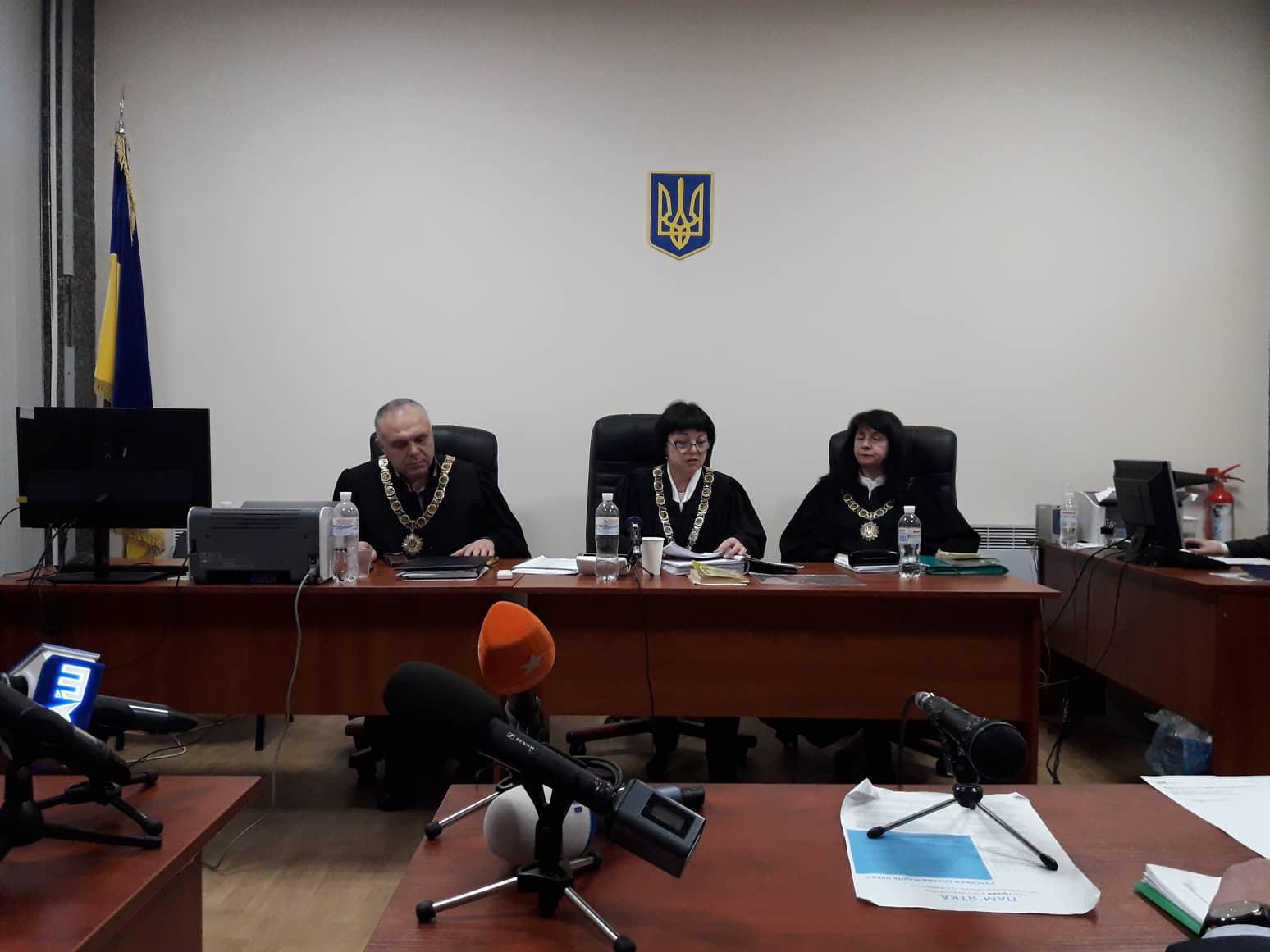 Юлія Тимошенко оскаржує в суді незаконну агітацію з боку Порошенка