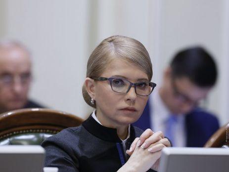 Юлія Тимошенко домовилася з іншими кандидатами протидіяти фальсифікаціям Порошенка