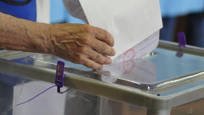 У Києві створено об'єднаний громадсько-добровольчий штаб, який стежитиме за виборами