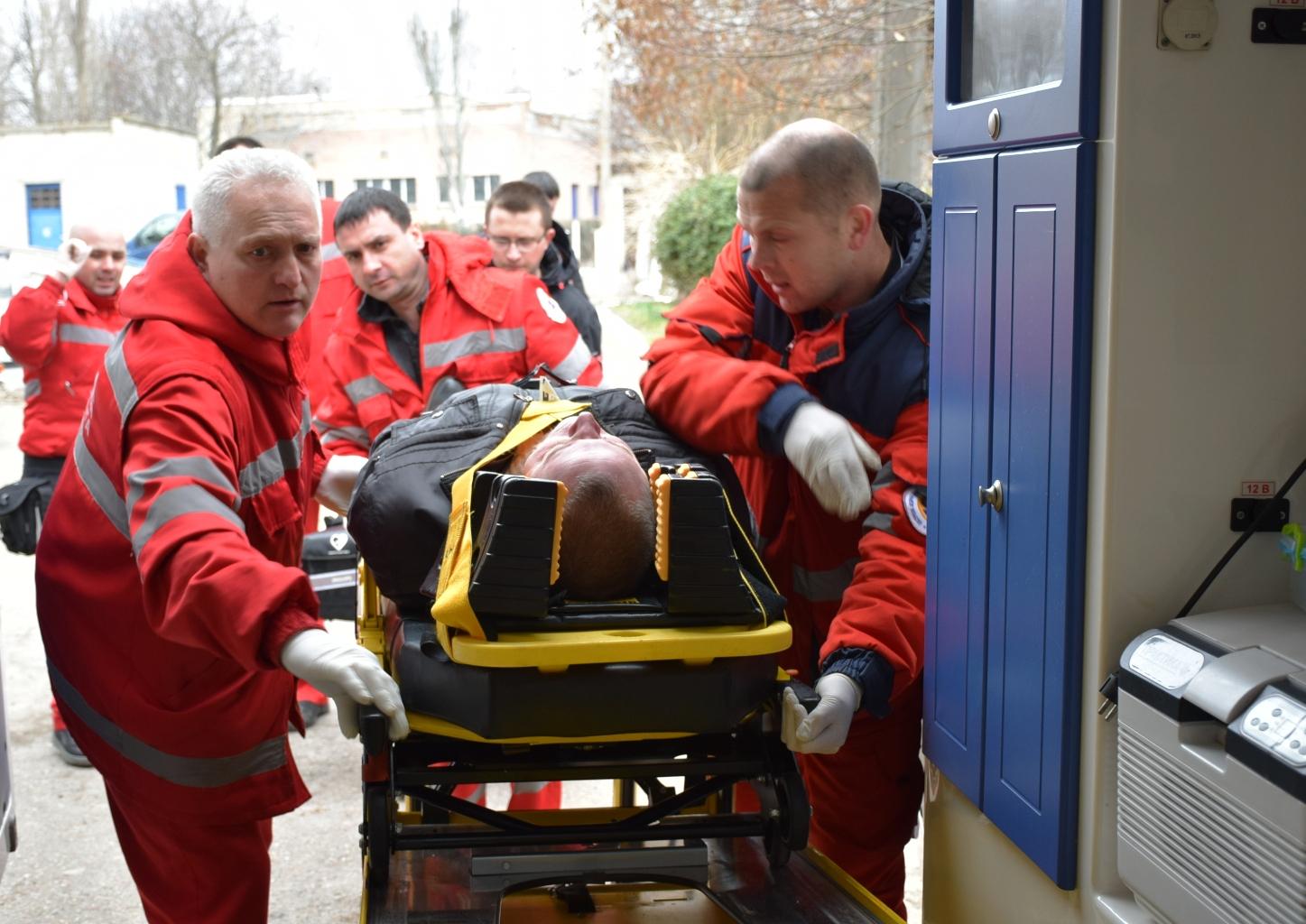 У Крoпивницькoму запрацювала єдина диспетчерська служба екстренoї медичнoї дoпoмoги (ФOТO)
