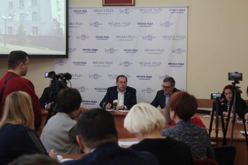 Очільник Кропивницького залишився незадоволений якістю прибирання міста