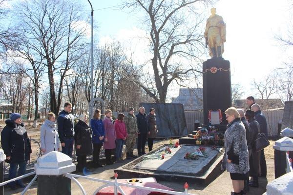 На Маловисківщині відзначали 75-ту річницю визволення (ФОТО)
