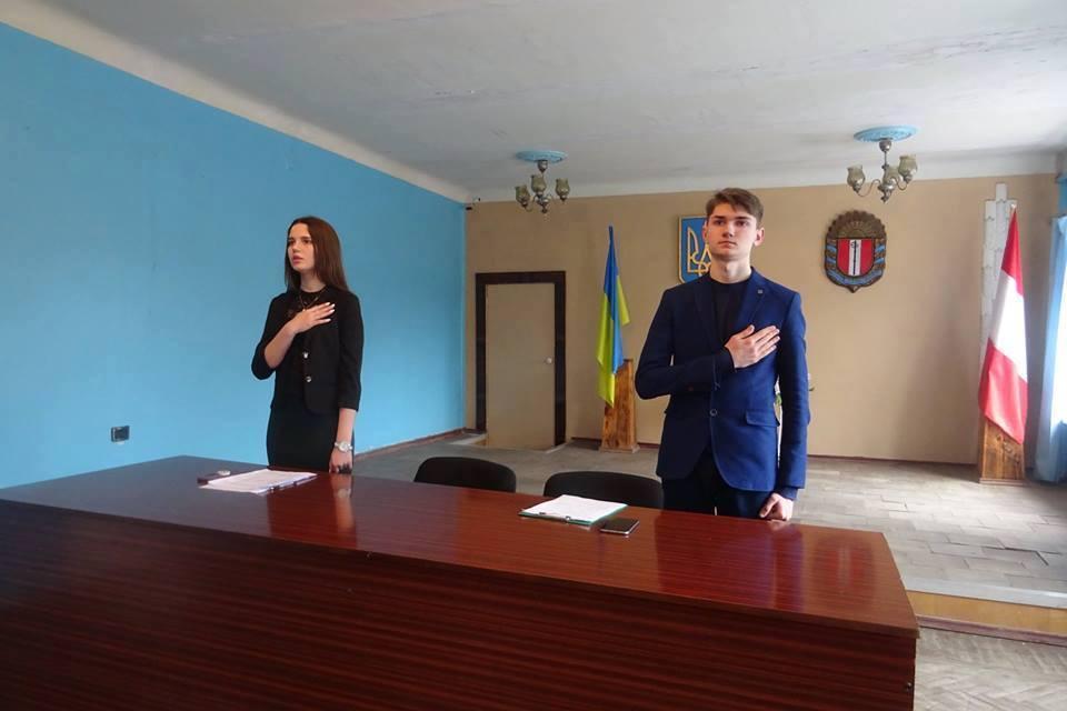 Нарис про юного політолога з Кіровоградщини (ФОТО)