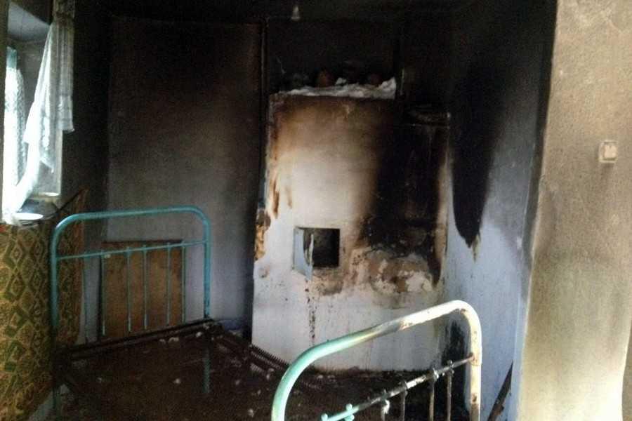 У Новоархангельському районі у власному домі згорів чоловік