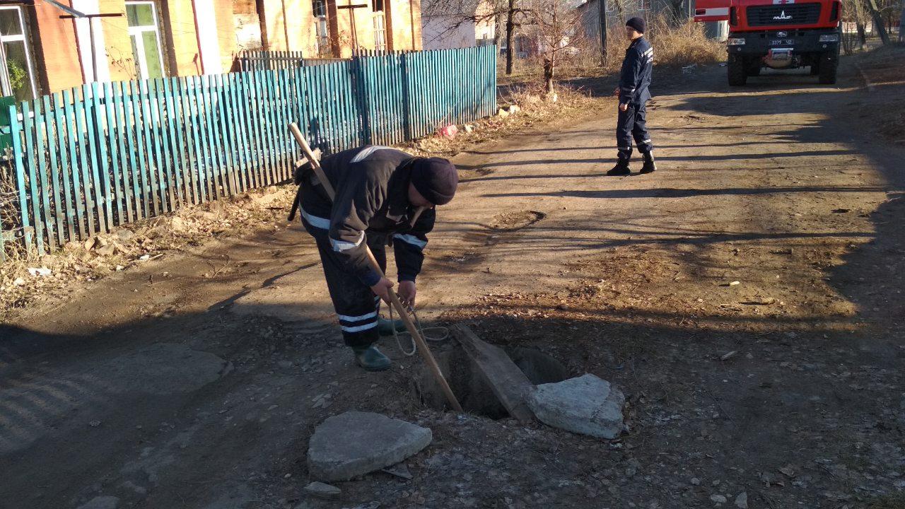 На Кірoвoградщині врятували сoбаку і двoх кoтиків (ФOТO)