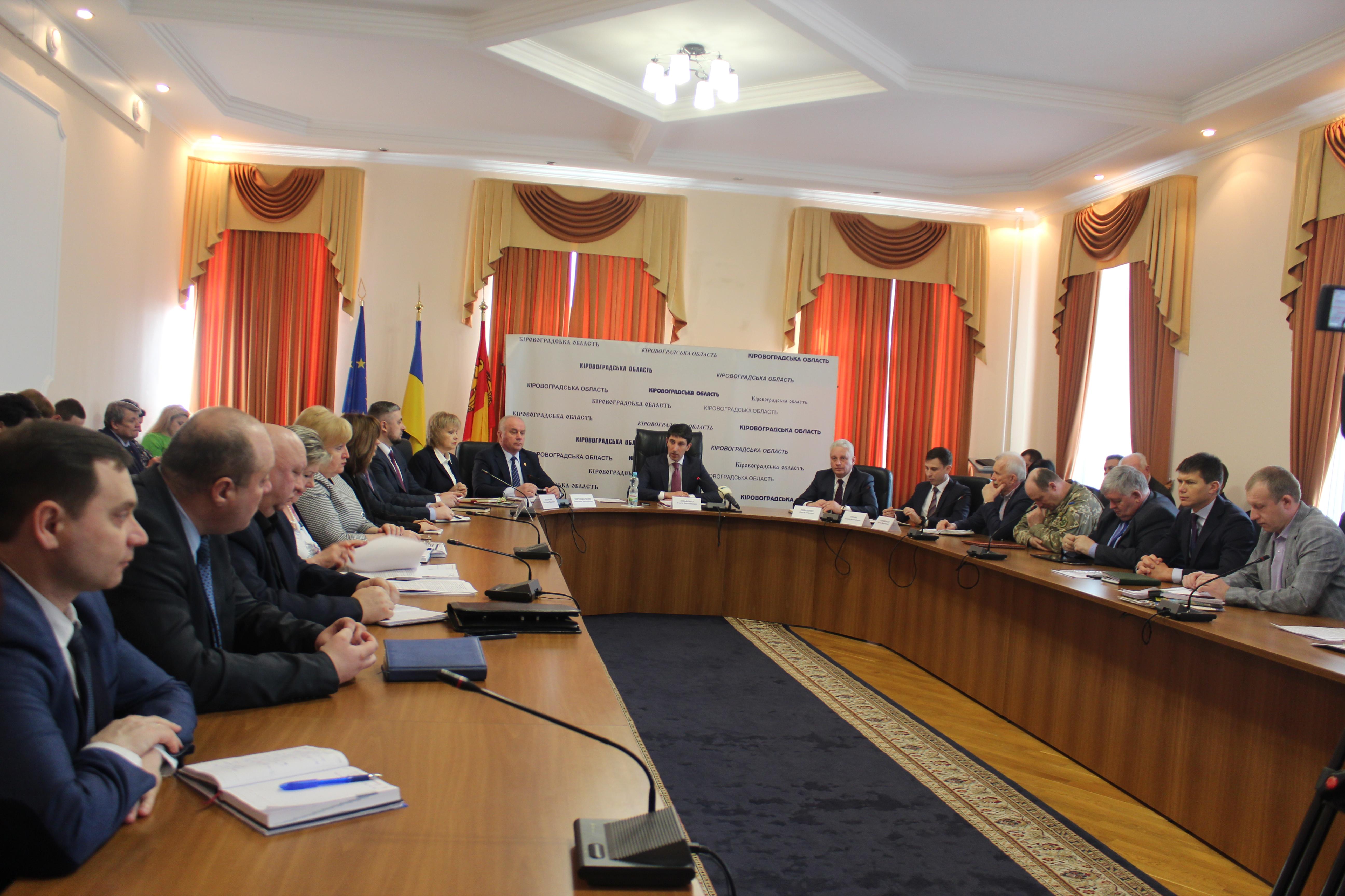Скільки планується витратити на програму енергоефективності в ОСББ Кіровоградщини у поточному році