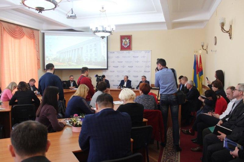 Райкович дав тиждень на розробку проекту ремонту Полтавської