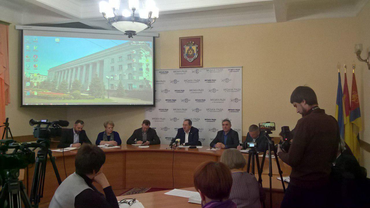 Міський голова анонсував реконструкцію скверу Шевченка