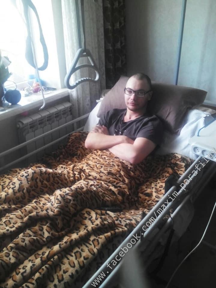 У Кропивницькому чоловік потребує підтримки небайдужих