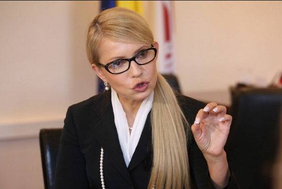 Вибори минуть, а нам разом жити в одній країні: Юлія Тимошенко про телефонну розмову Порошенка та Зеленського