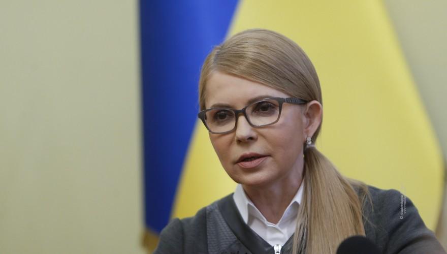 Юлія Тимошенко вимагає відставки міністра Реви та вибачень від уряду