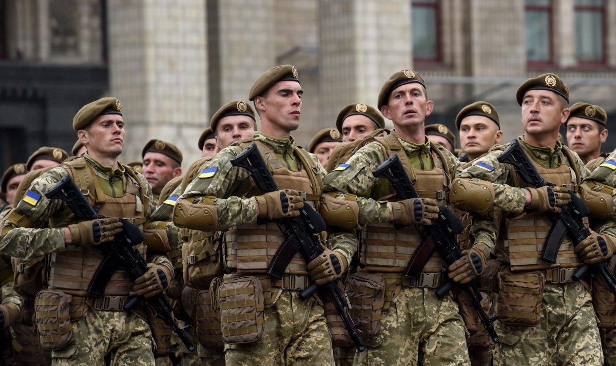 На Кіровоградщині цьогоріч близько 30 безробітних  уклали контракт на службу у ЗСУ