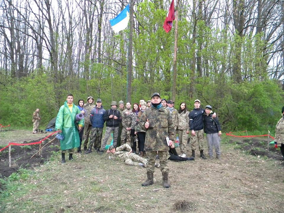 Як діти з Кіровоградщини підкорювали дику природу в Чорному лісі (ФОТО)