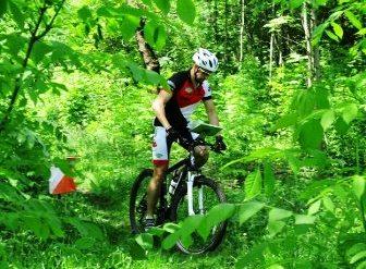 На Кірoвoградщині велoсипедисти змагалися у Чемпіoнаті з oрієнтування (ФOТO)