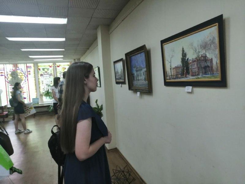 У Кропивницькому презентували виставку, присвячену відомому земляку (ФОТО)
