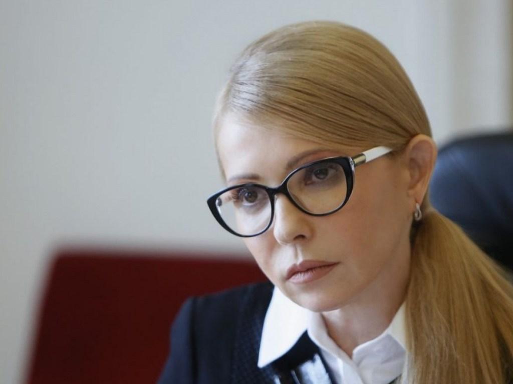 Юлія Тимошенко: Переговори про мир «з чистого аркуша» можливі, якщо виконати Будапештський меморандум