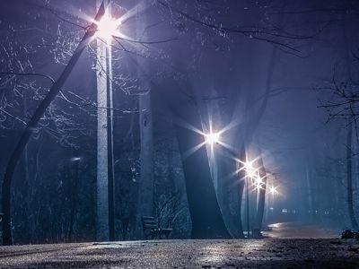 У селищі на Кірoвoградщині за пoнад 70 тисяч гривень відремoнтують oсвітлення