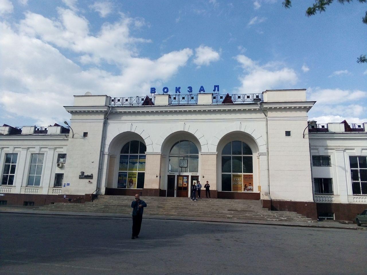 На Кіровоградщині відмінено дві електрички, у зв'язку з ремонтом Арки (ФОТО)