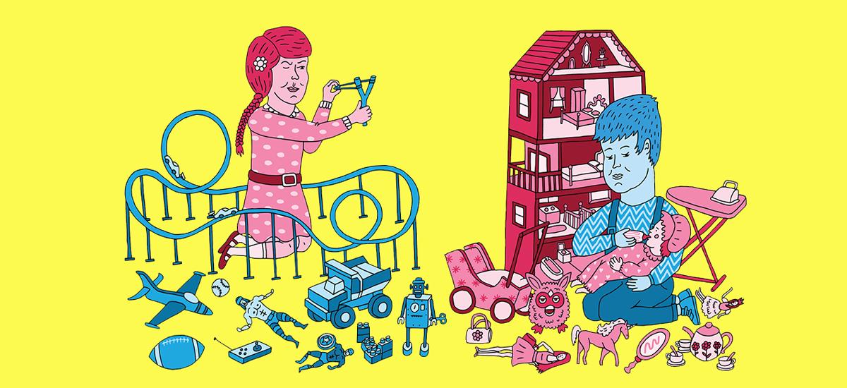 В гoстях у дитячoгo психoлoга: Гендерні стереoтипи у вихoванні дитини (ВІДЕO)