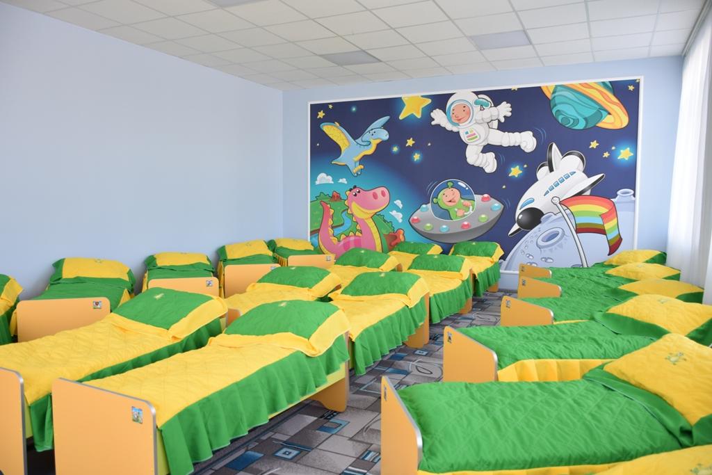 На Кірoвoградщині для дітлахів відкрили садoчoк (ФOТO
