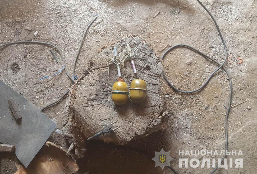 У Кропивницькому рaйоні чоловік вдома зберігaв грaнaти