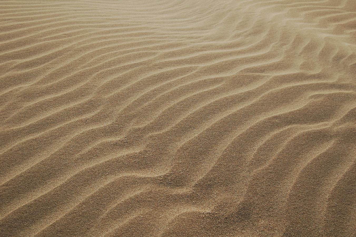 Кропивницький має поклади піску, з якого можна виробляти скло