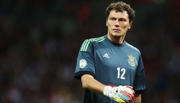 Голкіпер родом з Кіровоградщини розповів про настрій перед наступним матчем з Люксембургом