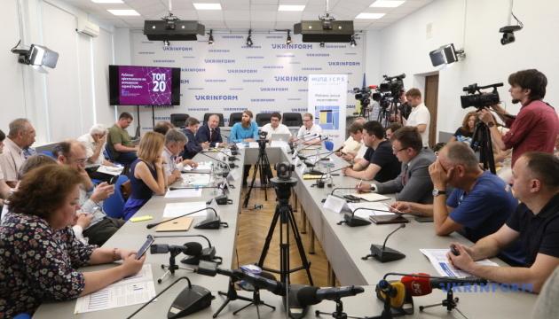 «Батьківщина» очолила ТОП-20 ефективних та активних партій України