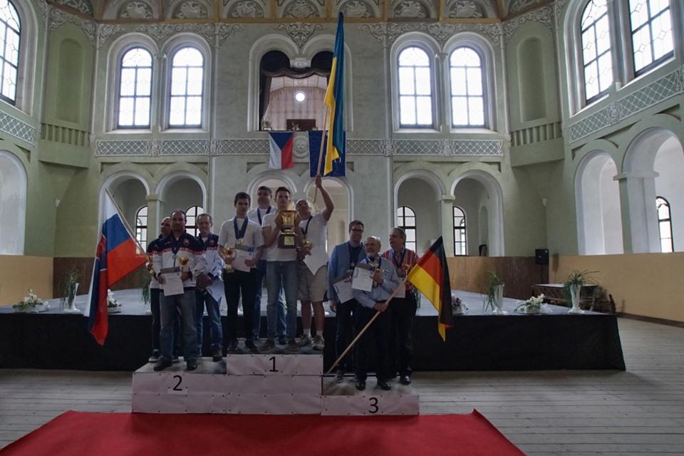 Авіамоделіст – кімнатник Олег Корнійчук із Кропивницького виборов бронзову медаль на чемпіонаті Європи в Чехії (ФОТО)