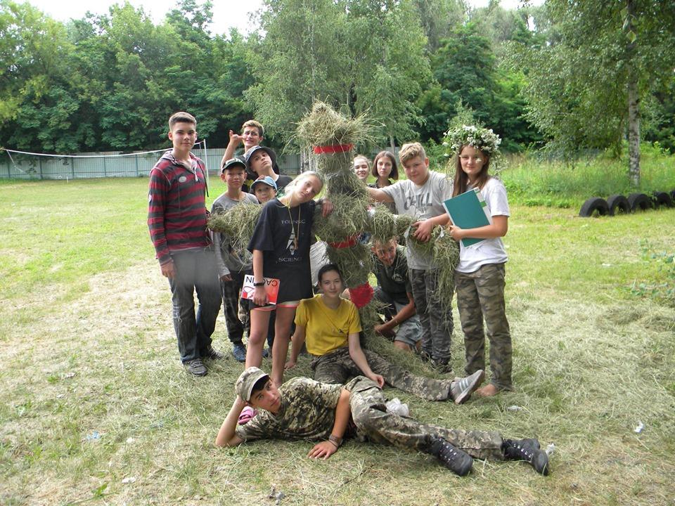 """У Кропивницькому діти побували на """"Гостинах у мавок"""" (ФОТО)"""