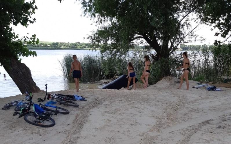 На Кіровоградщині облаштовують зону для відпочинку біля річки (ФОТО)