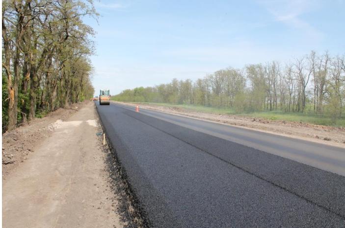 На початок осені дорогу Олександрівка-Кропивницький-Миколаїв відремонтують