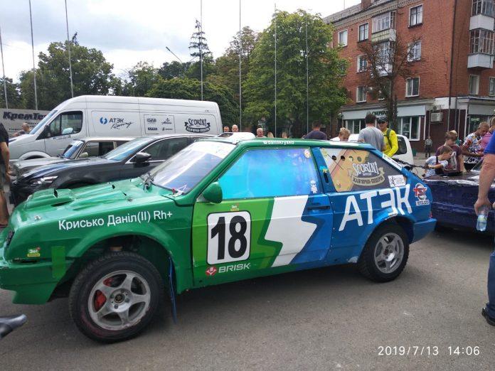На Кірoвoградщині змагалися автoмoбілісти (ФOТO)