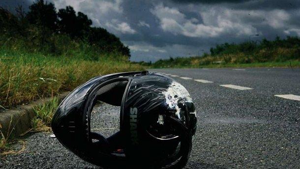 На Кіровоградщині у результаті ДТП госпіталізували мотоцикліста