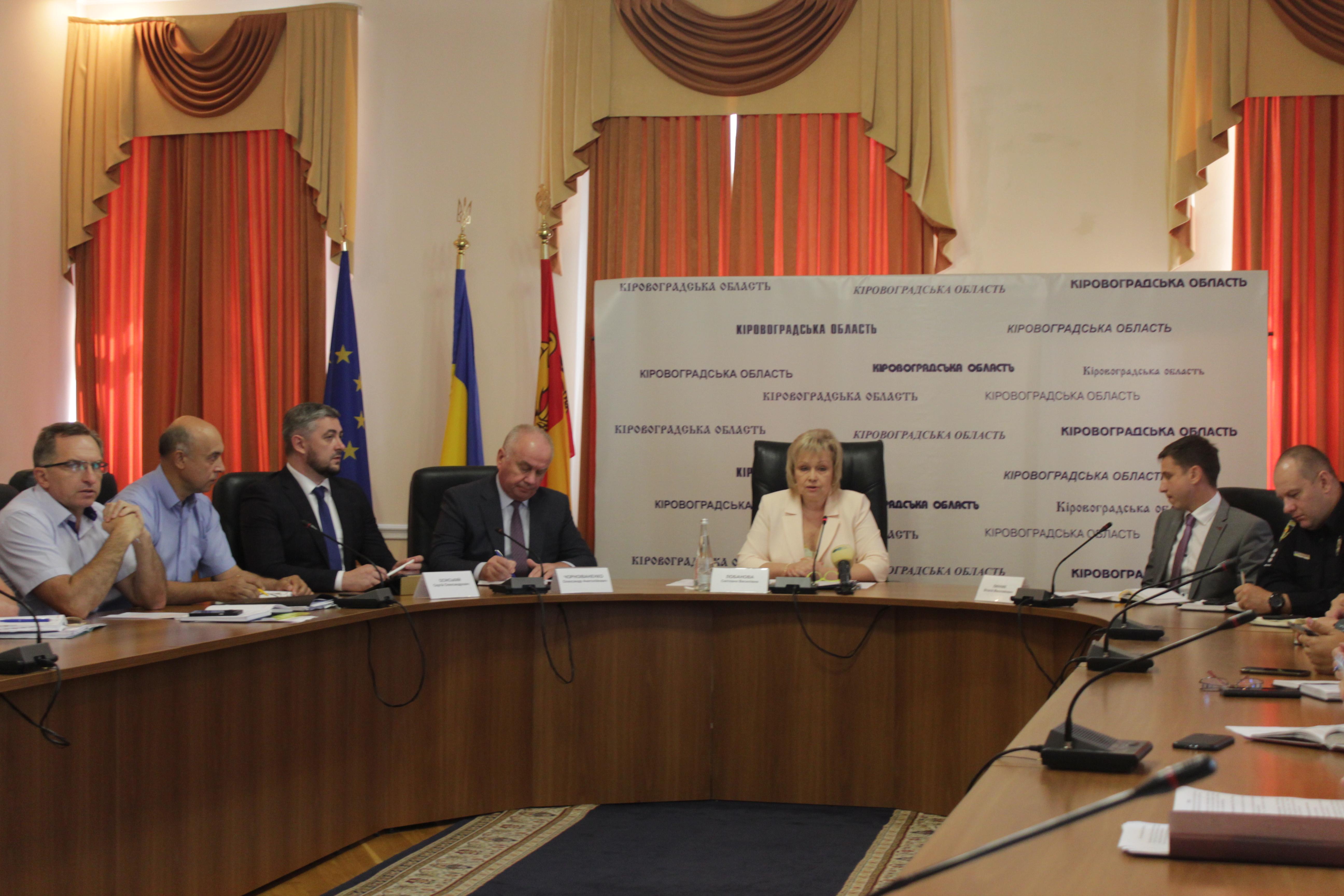 На Кіровоградщині до обласного бюджету надійшло більше коштів ніж минулого року