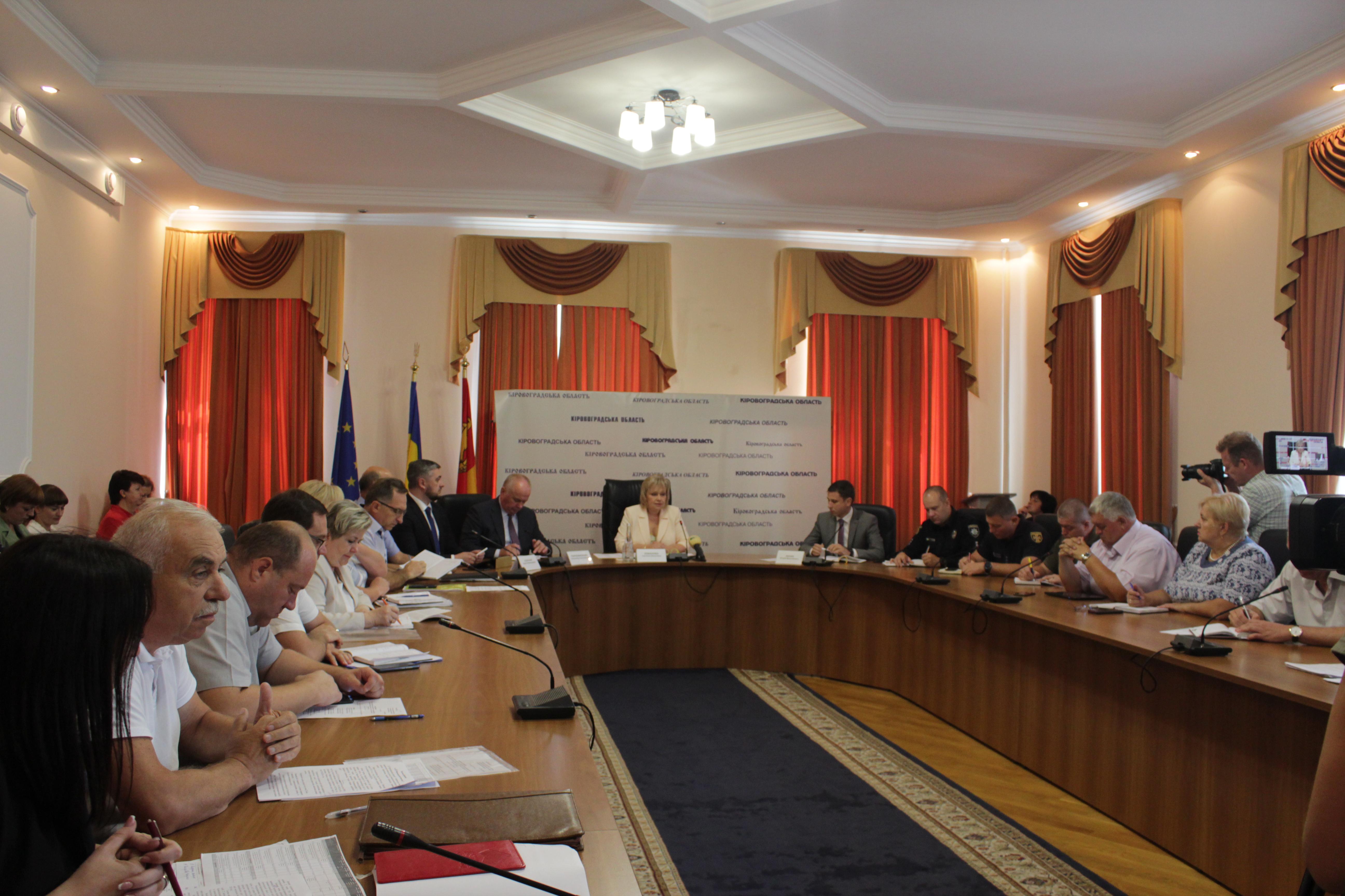 На Кіровоградщині облавтодор виконав робіт на суму майже 198 млн гривень