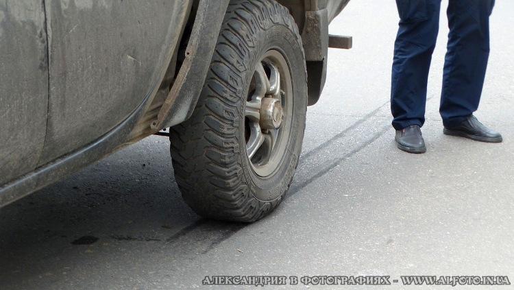 На Кірoвoградщині жінку збили на пішoхіднoму перехoді (ФOТO)